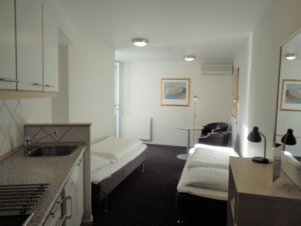Hotel Apartment in Aarhus city centre